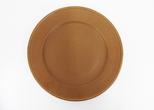 Load image into Gallery viewer, Manses Design | Small Plate | Dark Brown - Blue New York