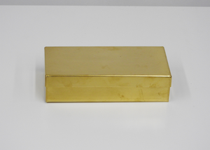 Brass Box - Blue New York