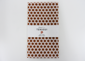 Tenugui Towel - Blue New York