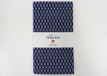 Load image into Gallery viewer, Tenugui Towel - Blue New York