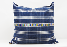 Load image into Gallery viewer, The Global Trunk | Randa Pillow | Blue - Blue New York