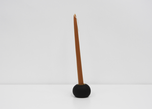 Candle Holder Dot | Black | Tina Frey - Blue New York