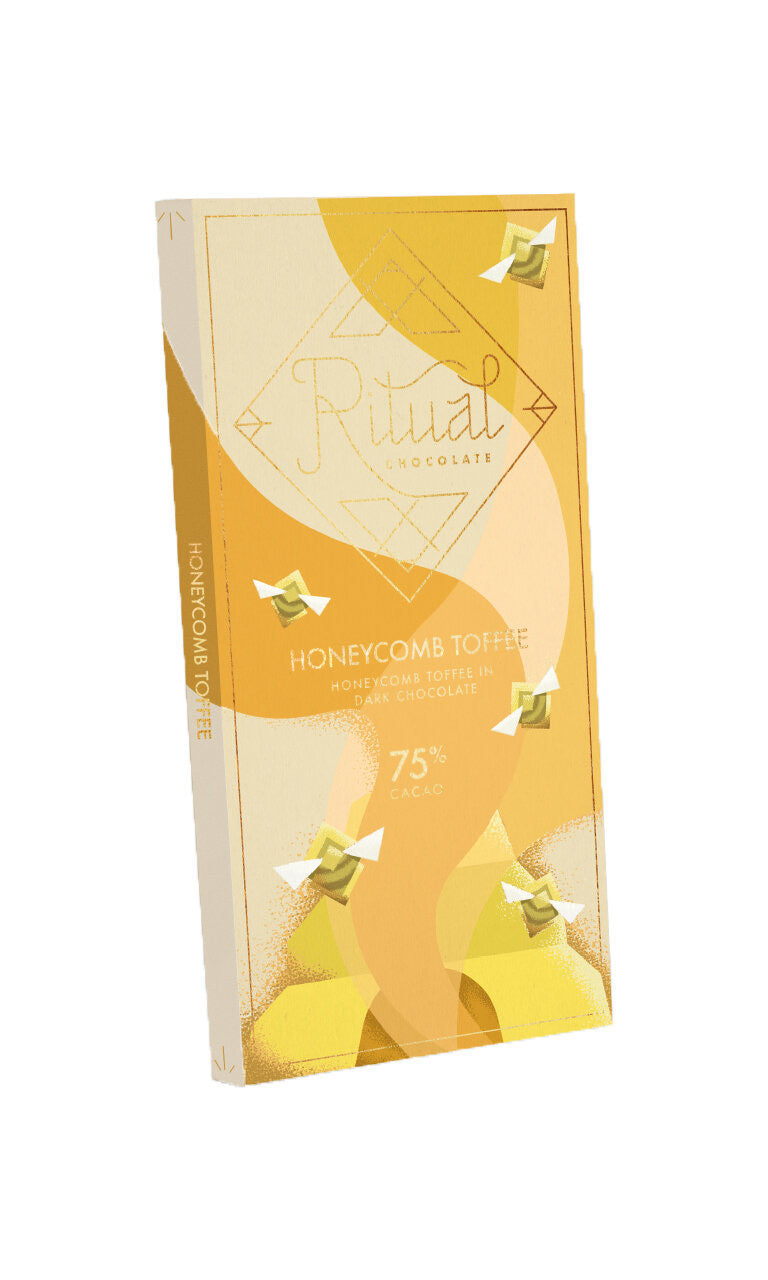 Ritual - Honeycomb toffee 75%