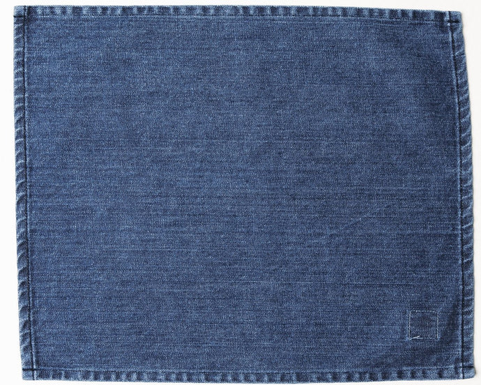 Placemat denim - exists in 4 colors