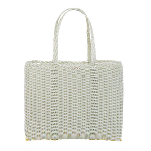 Palorosa Tote Bag Flat Small in Palm