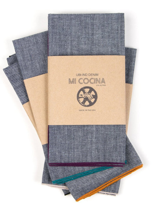 Chambray napkin sea ranch - 2 colors