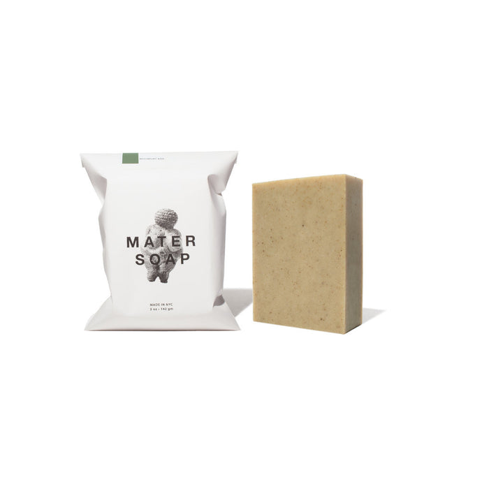 Mater soap - Mugwort bar