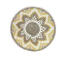 Load image into Gallery viewer, 12'' Large gold hope round basket