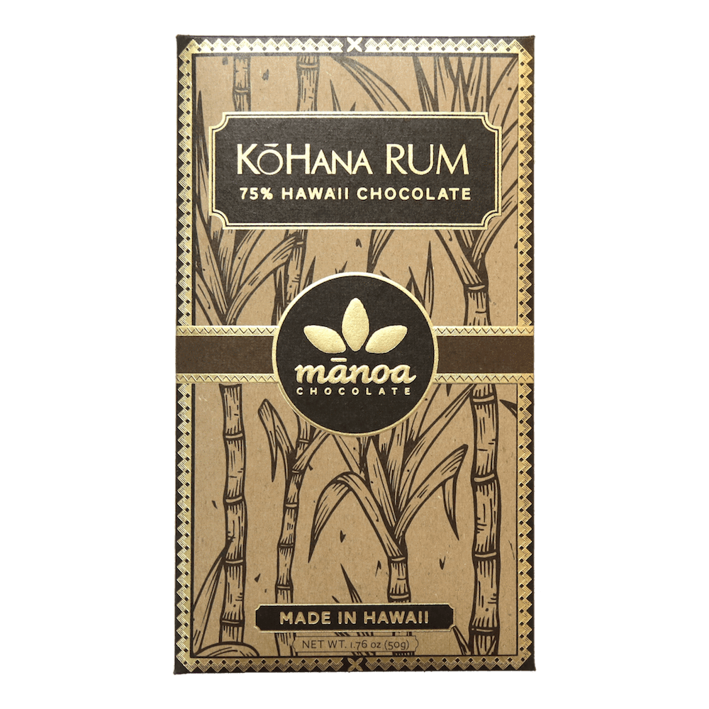 Manoa - Rum bar limited edition