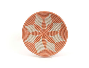 10'' Medium apricot round basket