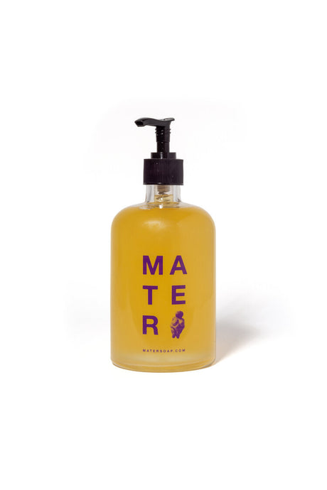 Mater - Hand + body glass bottle 8 oz - 3 variants