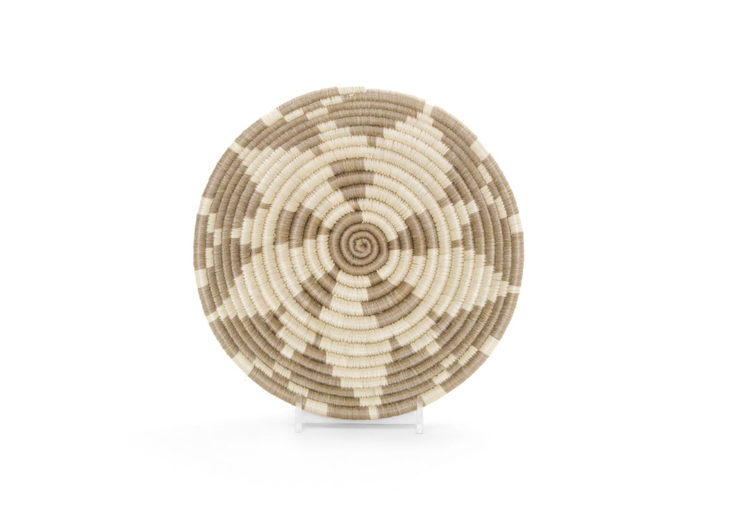 6'' small sandstorm hope round basket