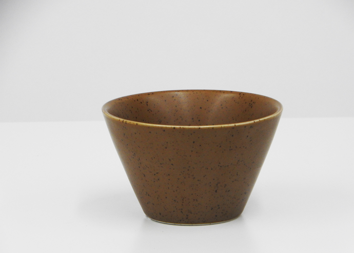 Manses Design | Small Bowl | Dark Brown - Blue New York