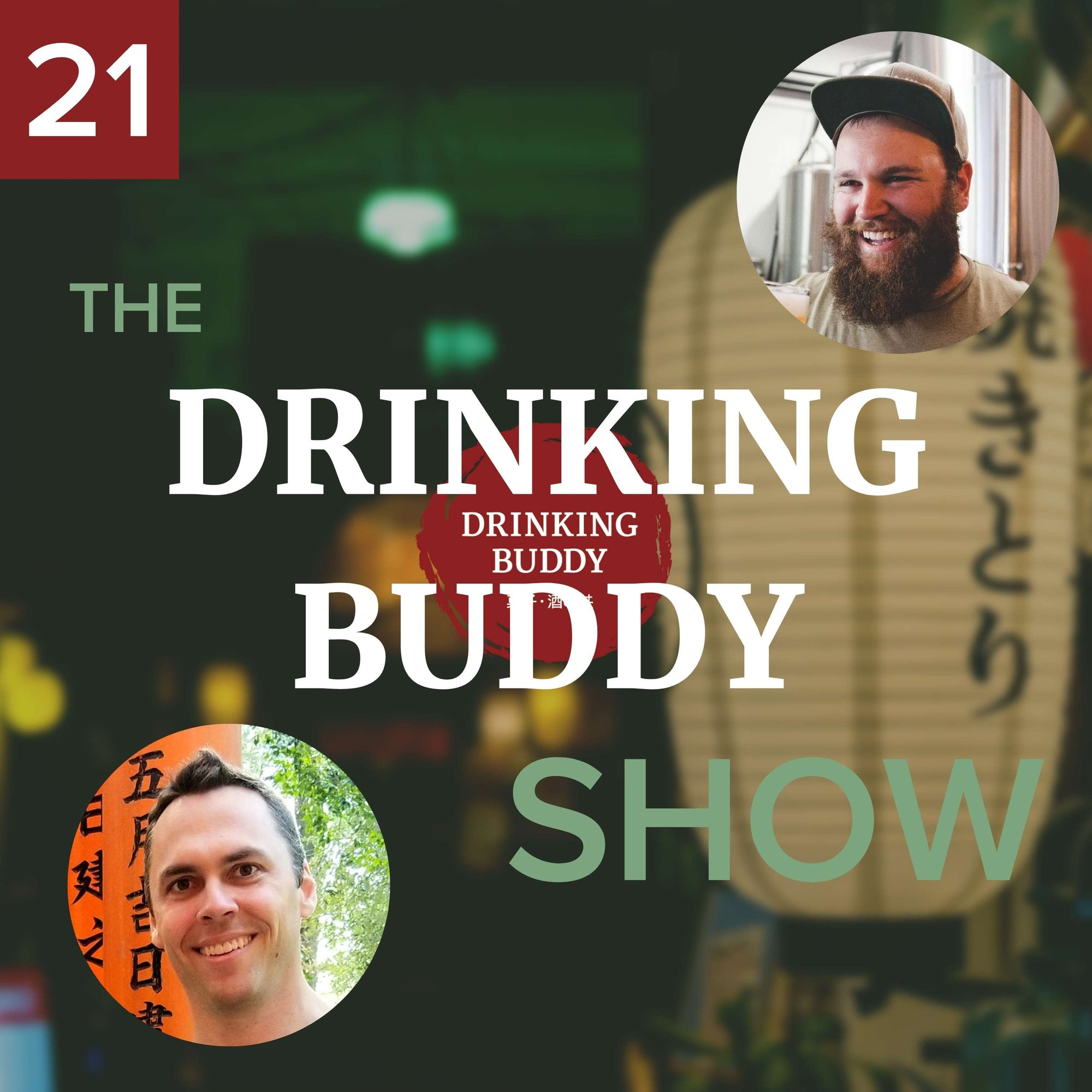 Jesse Sundstrom head brewer of Ten Mile Brewing in Signal Hill CA on the Drinking Buddy Show podcast