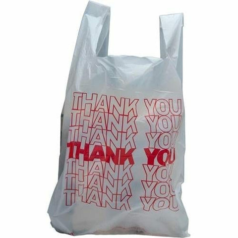 """Thank You"" Retail Bags"