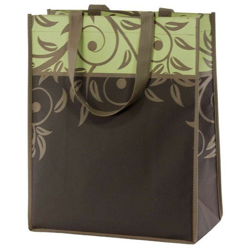 "Antigua - Non-Woven Poly Shopping Bags - 13"" x 5"" x 13"" - Plastic Bag Partners-Retail Bags - Non Woven Poly"