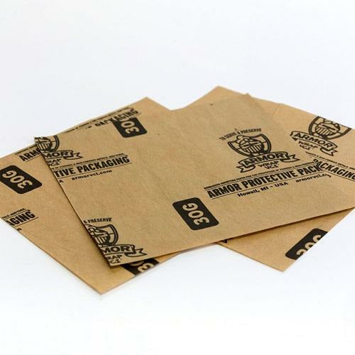 "ARMOR WRAP VCI Paper Sheets - 12"" x 15"" - Plastic Bag Partners-VCI - Paper Sheets"