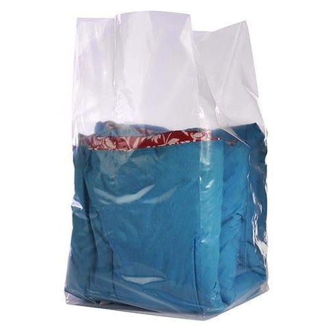 Gusseted Poly Bags 1.5 Mil