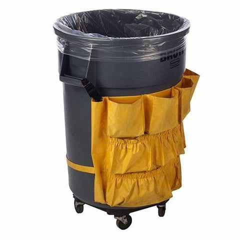 LDPE Trash Bags & Can Liners 55-60 Gallon