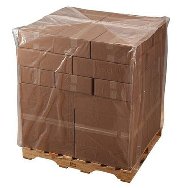 Clear Pallet Bags on a Roll 36 x 36 x 72 x 2 mil - Plastic Bag Partners-Pallet Covers