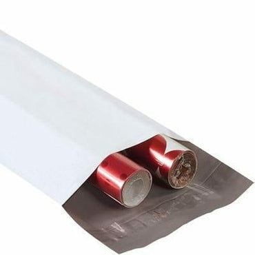 "Long Poly Mailers Envelopes - 6"" x 39"" - Plastic Bag Partners-Mailers - Long Poly Mailers Mailers"