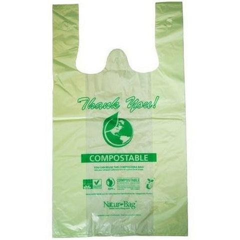 Compostable Shopper Bags