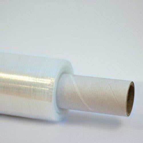Pipe Handle Stretch Wrap Film - 10 in x 1000 ft x 70 ga - 4 Rolls - Plastic Bag Partners-Stretch Film - Pipe Handle
