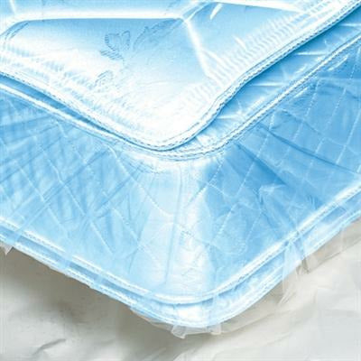 Plastic Mattress Bags 40 x 15 x 95 x 4 mil 50/RL Twin Pillow Top - Plastic Bag Partners-Mattress Bags