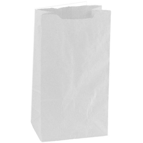 "Self-Opening Style Kraft Paper Shopping Bags. - 3.50"" x 2.50"" x 7.00"" - Plastic Bag Partners-Retail Bags - Paper SOS"