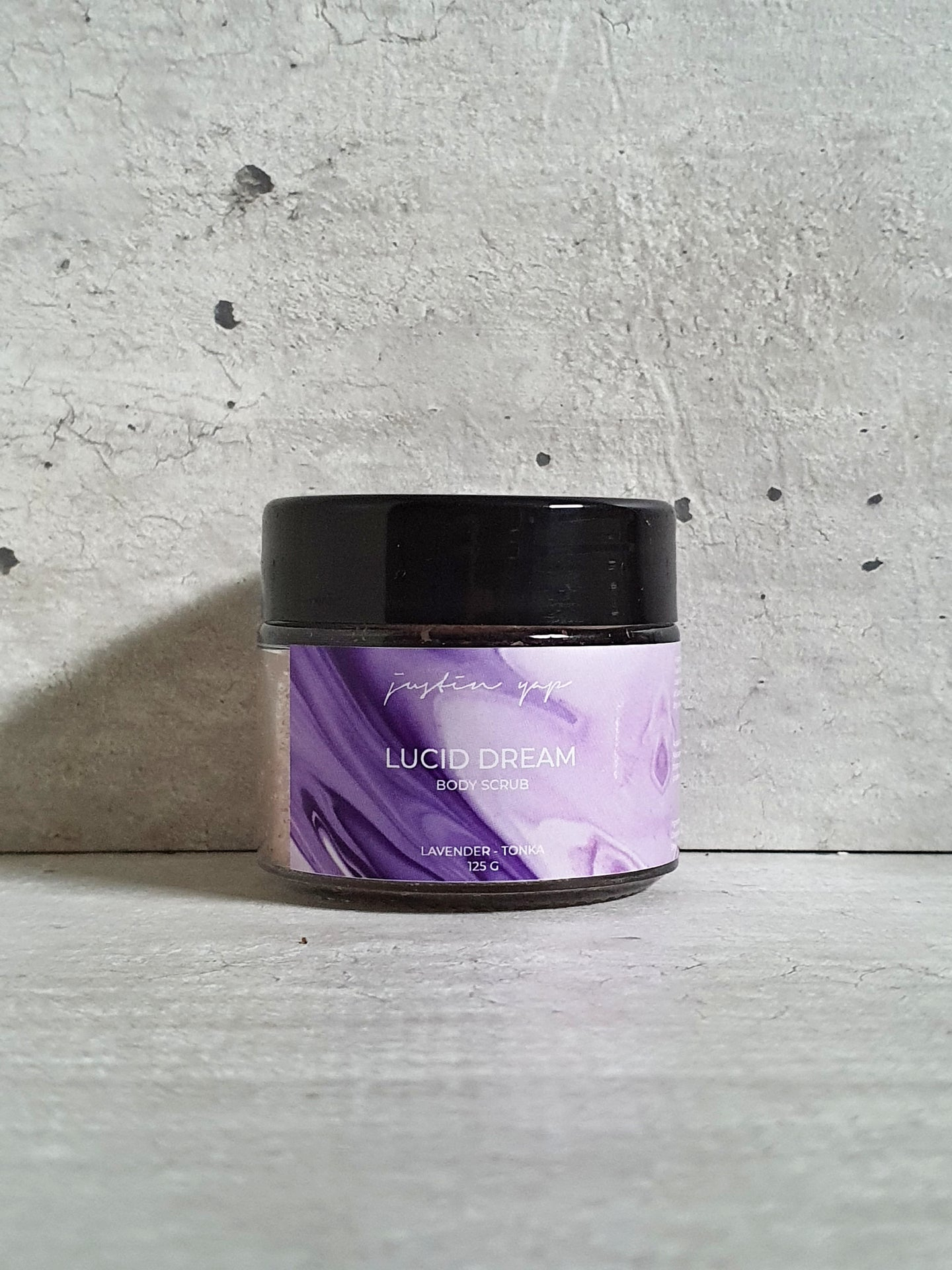 Lucid Dream Body Scrub - Lavender / Tonka