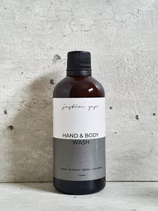 Hand and Body Wash - Cherry Blossom / Peach / Cucumber