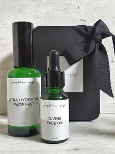 Face Mist and Face oil Gift Set