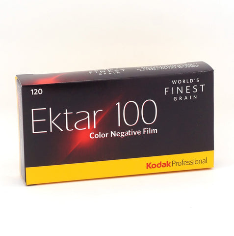 Kodak Ektar 100, 120 (Single Roll) Expiry Date 2021-09