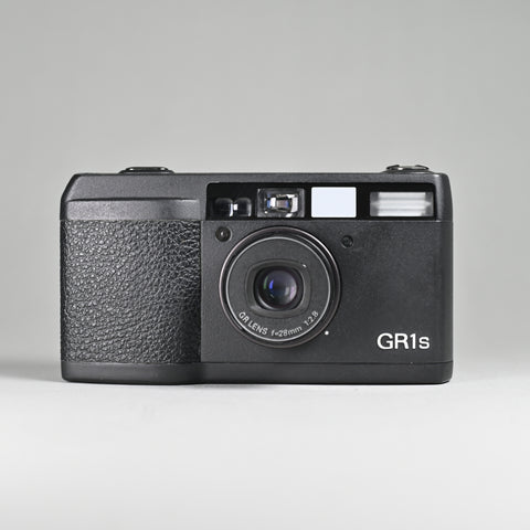 Ricoh GR1s (With Leather Case)