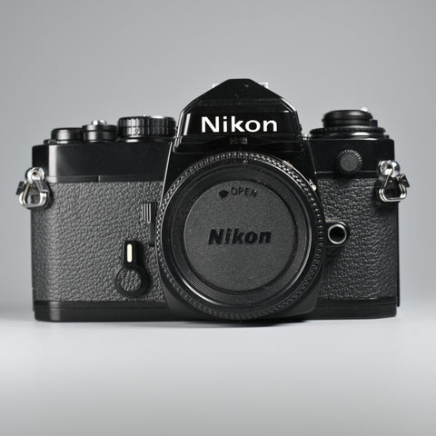 Nikon FE Black Body Only