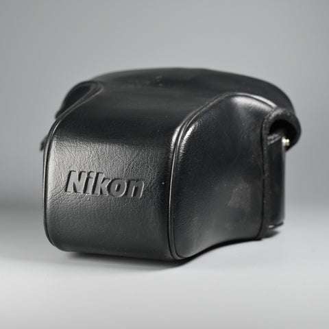 Nikon Camera Leather Case