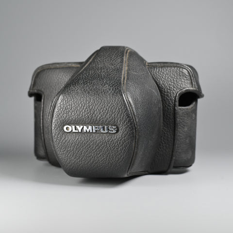 Olympus Camera Leather Case