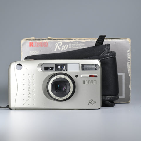 Ricoh R10 Caption機 (Box Set)