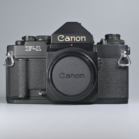 Canon New F1 Black Body Only
