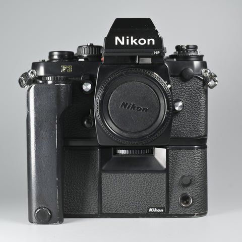 Nikon F3 HP Body Only + MD-4 Motor Drive