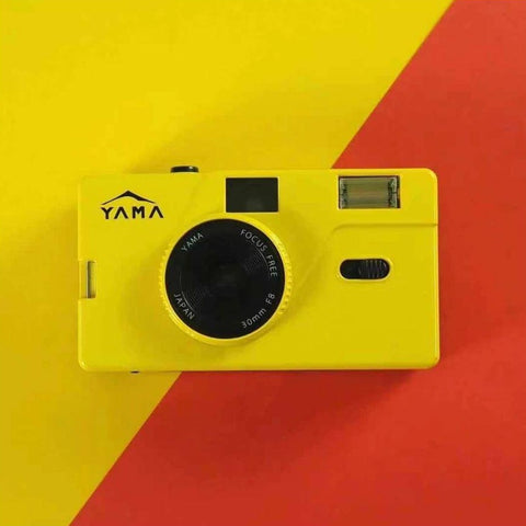 Memo Yama M20 Reusable Film Camera