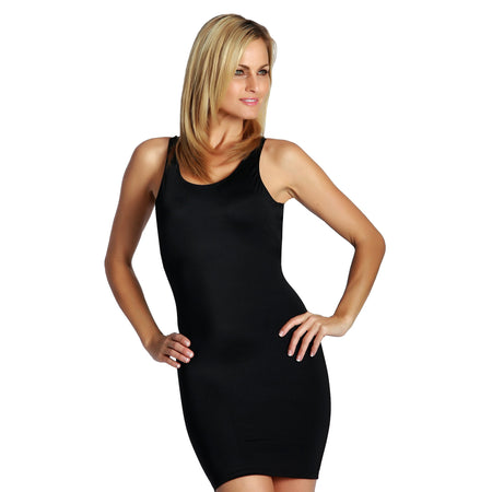 Slimming Sleeveless Dress