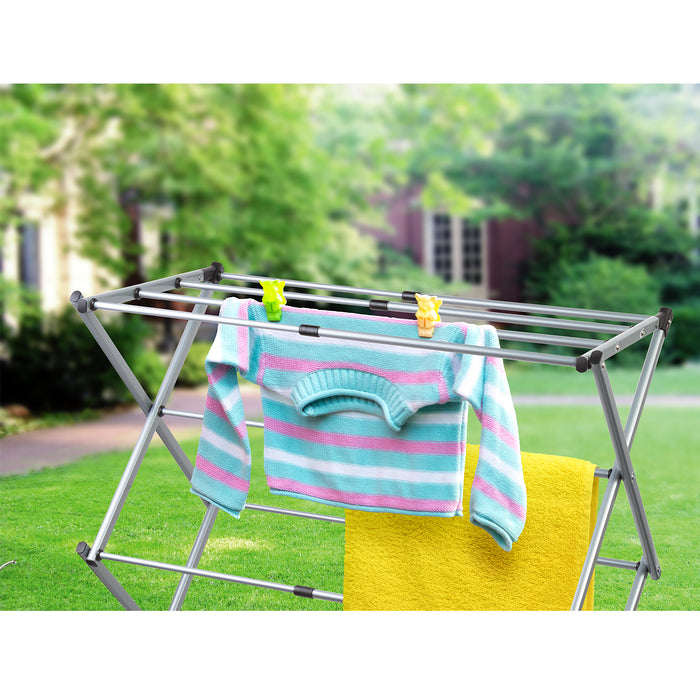 ArtMoon Gobi Extendable Clothes Horse & Drying Rack