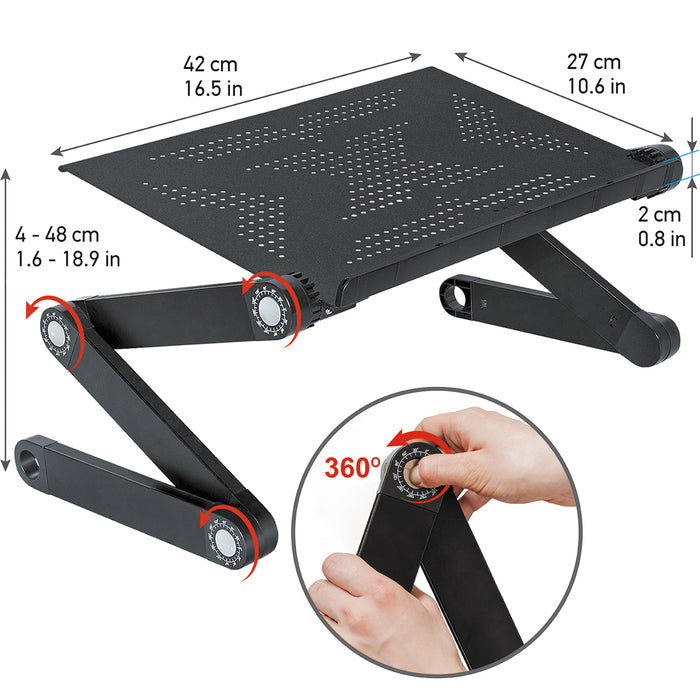 X3 Laptop Desk | Adjustable | Laptop Stand