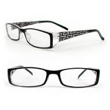 Bifocal Reading Glasses Spring Arms Designer Style Readers