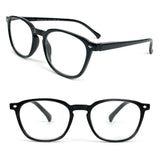 Reading Glasses Fashion Men and Women Readers Spring Hinge Glasses for Reading