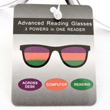 Reading Glasses TriFocal Lenses Progressive Readers