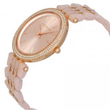 Michael Kors Darci Rose Gold-Tone Watch MK4327