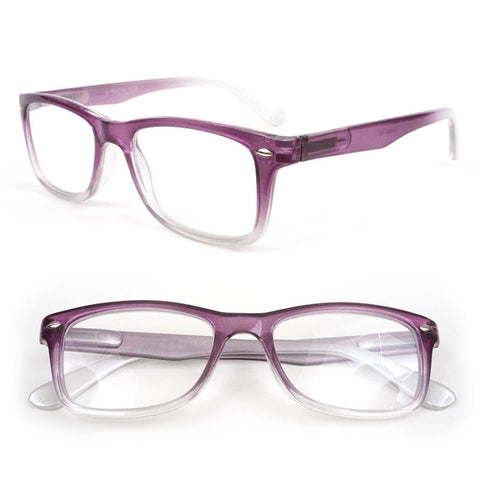 Classic Medium Frame Geek Retro Style Reading Glasses