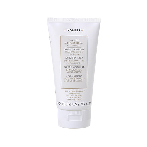 Foaming Cream Cleanser